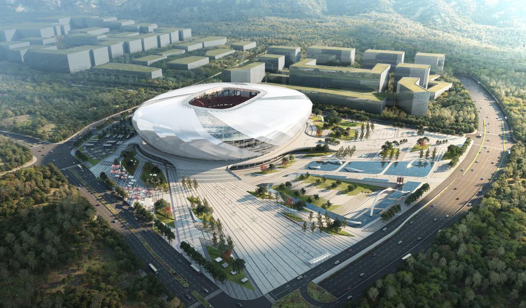 重庆龙兴足球场项目防空地下室